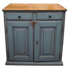 Check out this item at One Kings Lane! French Country-Style Cabinet