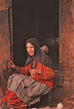 Memoires de l'Afghanistan de Roland et Sabrina Michaud, 1985.