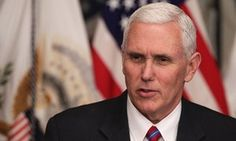 Mike Pence used his AOL email for state business as governor – and was hacked | US news | The Guardian