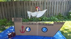 Pirate Party Ideas for Kids -Mom on the Move