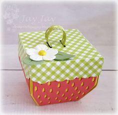 Kulricke Erdbeerbox Stanze