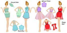 Cores da Primavera 2013 são apresentadas em coleção de moda