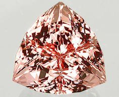 New favorite gemstone... Morganite Please tell me they can put this on a rose gold wedding ring...