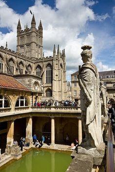 Abbey Ward, Bath, England!   I book travel! Land or Sea…