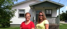 """An amazing story of giving back. """"I know how much it meant to me when I needed it most,"""" says former Habitat Kerr County homeowner Laci Kocurek. """"I guess I just wanted to be a small part in helping somebody else feel that."""""""