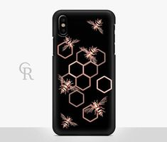 Bee Phone Case For iPhone 8 iPhone 8 Plus iPhone X Phone 7