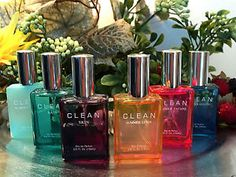 Summer Sailing: Clean Fragrance Spray Select A Scent 5 oz in Organza Gift Bag