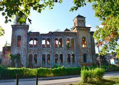 Synanoga ve Vidinu Bulgaria, How Beautiful, Cruise, River, Mansions, House Styles, Manor Houses, Cruises, Villas
