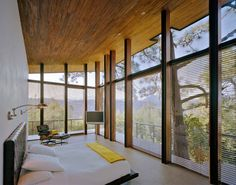 Solitary House in the Woods by Parque Humano, Mexico