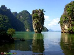 Pha Nga Bay, Thailand