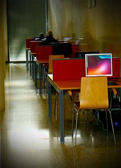 Biblioteca Municipal de Vieira do Minho (Sala dos Computadores)