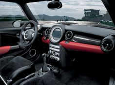 Mini Jcw 2008 Carbon Interior Mid