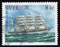 Sweden #2341 The Beatrice; Used (3.00)