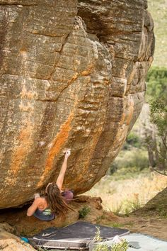 Wrestling Pebbles and Giving Back in South Africa's Rocklands