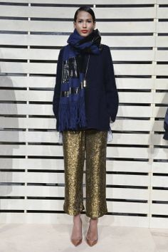 J.Crew Fall 2014 Ready-to-Wear Runway - J.Crew Ready-to-Wear Collection