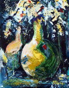 Artique   Two Vases   Sharon Sieben
