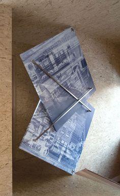 Amazing Kinetic Doors Unfold Like Origami