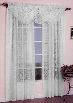 45 Best Lace Curtains Images