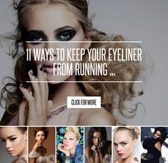 11. Petroleum Jelly - 11 Ways to Keep Your Eyeliner from Running ... → Makeup