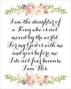 2491 Best Daughters Of The King Images In 2019 Christian Quotes