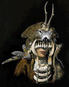 Mesolithic Female Shaman of Bad Dürrenberg --