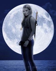 "Once Upon A Time S3 Jennifer Morrison as ""Emma Swan"""