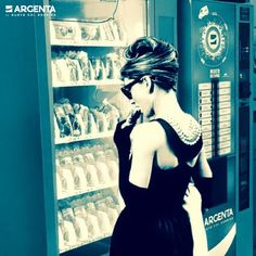 Scelte difficili davanti al distributore automatico
