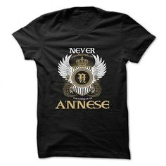 I Love ANNESE T shirts