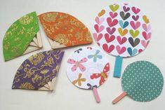 Guaranteed No Stress KNITTING IDEAS Spring Crafts For Kids, Paper Crafts For Kids, Crafts For Kids To Make, How To Make Paper, Easy Crafts, Art For Kids, Arts And Crafts, Kids Craft Box, Crafts For Seniors