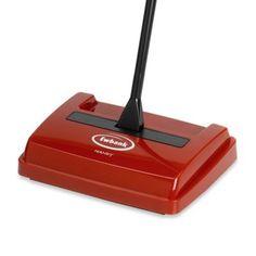 Ewbank® Handy Bagless Floor and Carpet Sweeper in Red - BedBathandBeyond.com