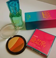 NEW from mark. Saint Barts Soleil Instant Vacation Collection ~ My Beauty Box