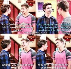 Charlie & Lucas (Girl Meets World; Girl Meets Semi-Formal)