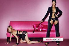 Kate Moss x Rihanna