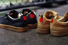 Puma SUEDE CYCLE MITA [mita sneakers LIMITED EDITION for The LIST] SUEDE_CYCLE_MITA