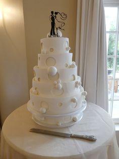 5 Tier White as snow wedding cake Forest Wedding, Port Elizabeth, Wedding Season, Wedding Cakes, Weddings, Desserts, Wedding Gown Cakes, Wedding, Postres
