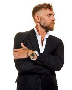 Iconic style: Philip Crangi | The Personal Trend