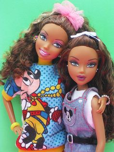My scene dolls | My Scene Barbie dolls