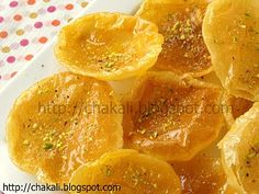 पाकातल्या पुर्या - Pakatlya Purya | चकली