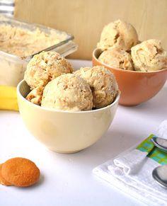 Banana Cream Pie Ice Cream Recipe – With and Without Ice Cream Maker Recipe on Yummly. @yummly #recipe