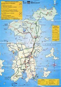 Maps, France Travel, Ile De France
