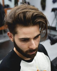 Collection of articles about The 10 Best Ideas for Long Undercut Hairstyles. Mens Long Hair Undercut, Undercut Hairstyles, Cool Hairstyles, Hairstyle Ideas, Hair Ideas, Undercut Fade, Hairstyle Men, Medium Hair Cuts, Medium Hair Styles