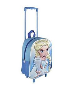 Frozen Mochila trolley 3D Frozen