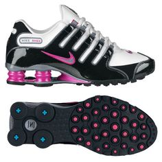 AwesomeNice WOMENS NIKE SHOX NZ SL RUNNING SHOE (366571 101)