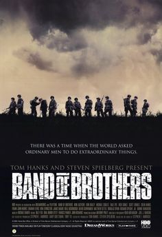 Movie Poster Shop Presents 100 Best Selling Movie Posters - Band of Brothers (2001)