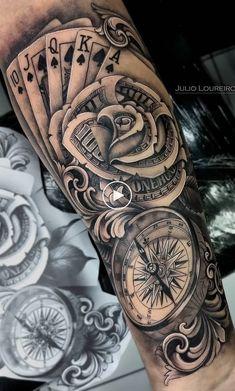 Tattoos Masculinas, Forarm Tattoos, Forearm Sleeve Tattoos, Forearm Tattoo Design, Watch Tattoos, Best Sleeve Tattoos, Dope Tattoos, Anime Tattoos, Tattoo Sleeve Designs
