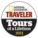 National Geographic Traveler: Tours of a Lifetime 2011