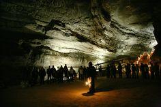 Fotos de Natureza: Cavernas