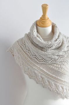 Ravelry: Project Gallery for Northern Summer Shawl pattern by Jo Kelly