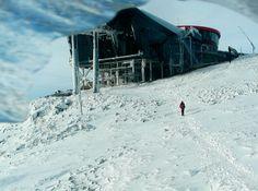 Aktuálne zábery zo slovenských hôr a predpoveď počasia