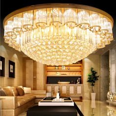 Cheap Chandeliers, Buy Quality Lights & Lighting Directly from China Suppliers:Luxury Crystal Chandelier Lighting Remote Control Modern Lustre Led Chandeliers Ceiling Living Room Bedroom Enjoy ✓Free Shipping Worldwide! ✓Limited Time Sale✓Easy Return.